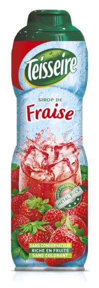 Teisseire - Sirop de fraise