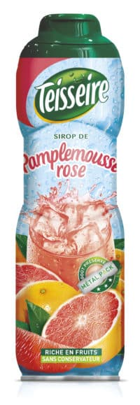 Teisseire - Sirup Pink Grapefruit