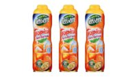 Teisseire - Pack de 3 sirops tropical