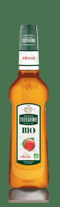 Teisseire - Sirop pêche BIO Teisseire